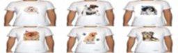 camisetas de animales